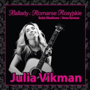 CD Ballady i Romanse Rosyjskie - Julia Vikman